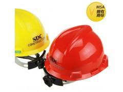 梅思安MSA安全帽工地电力施工劳保头盔V-GARD安全帽