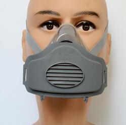 防尘口罩粉尘 防尘面具3200 工业打磨煤矿劳保面罩防护面具