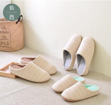 一家三口亲子棉拖鞋 冬季保暖静音无声软底女童毛绒拖鞋男童