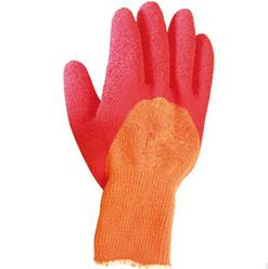 耐磨耐酸碱防护天然乳胶手套 搬运园艺工作劳保用品通用手套