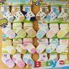 外贸0-6月婴儿袜新生宝宝棉袜子