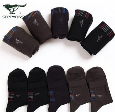 七匹狼男袜子