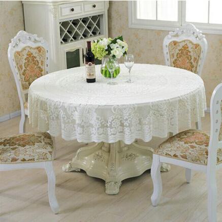 餐桌布田园蕾丝长方形沙发防尘布盖巾茶几布镂空酒店台布