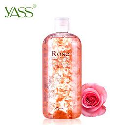 玫瑰鲜花迷情花瓣 沐浴露 补水保湿 美肌嫩肤