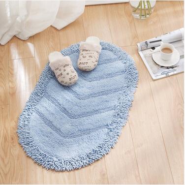 雪仑尔 垫子 地垫卧室榻榻米 房间卧室床边毯