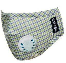 成人抗菌防霾PM2.5口罩带冷凝呼气阀