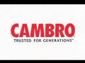 CAMBRO 美国勘宝酒店用品设备制造公司 (101播放)