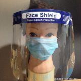 医用防埃博拉面罩 透明面罩 防病毒一次性面罩 海绵面罩