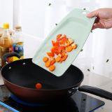 pp防滑切菜板 塑料分类抗菌切水果砧板 磨砂便携式切水果板