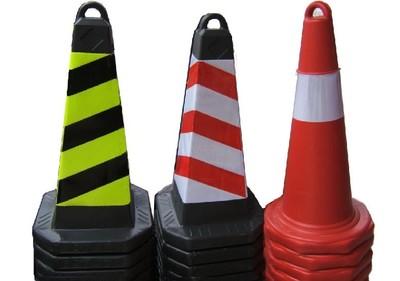 交通专用路锥 交通设施专用塑料路锥 北京交通设施 雪糕筒路锥