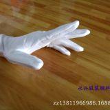 100%纯棉防滑作业手套 工作手套劳保工作漂白棉纱手套 手袋