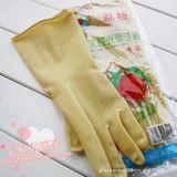 荔枝60g光里乳胶手套洗衣服洗碗家务清洁手套家用防护劳保手套