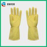 厂家热销防水防滑工业手套 本色耐酸碱工业牛筋手套
