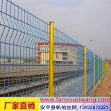 热销推荐公路隔离栅网片 方管边框焊接护栏网 防护栅栏