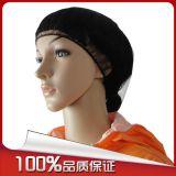 厂家供应 棕色尼龙网眼帽 发网帽 一次性圆帽 防尘帽