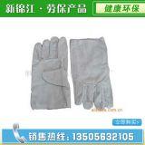 厂家供应双层棉卡布手套耐高温隔热劳保防护手套劳保用品灵活性强