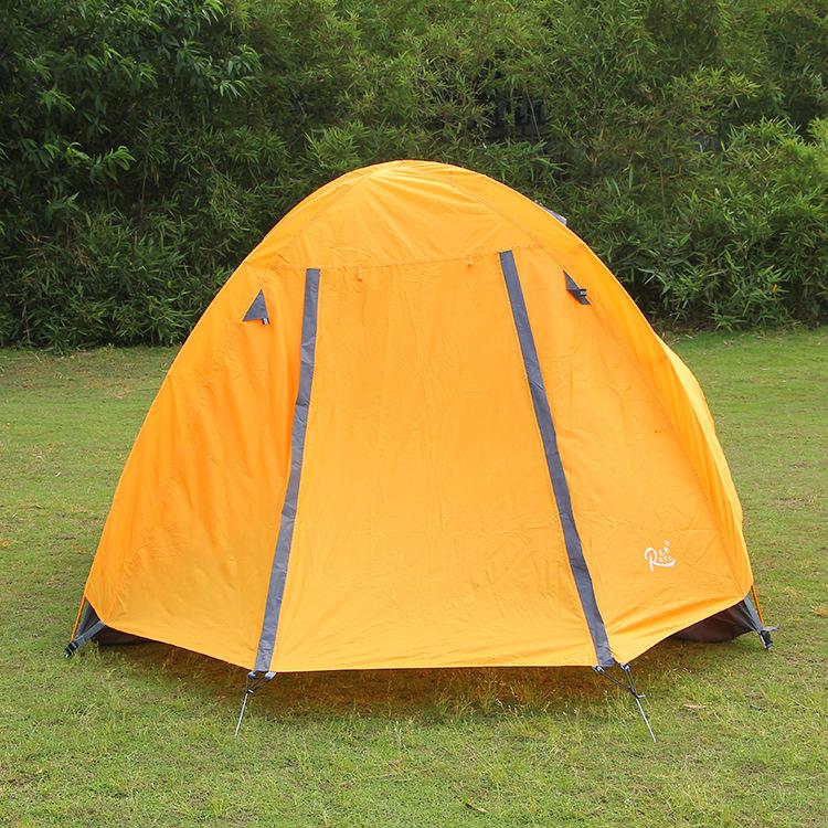 厂家直销户外用品帐篷 户外遮阳家庭双人帐篷 可订制户外帐篷