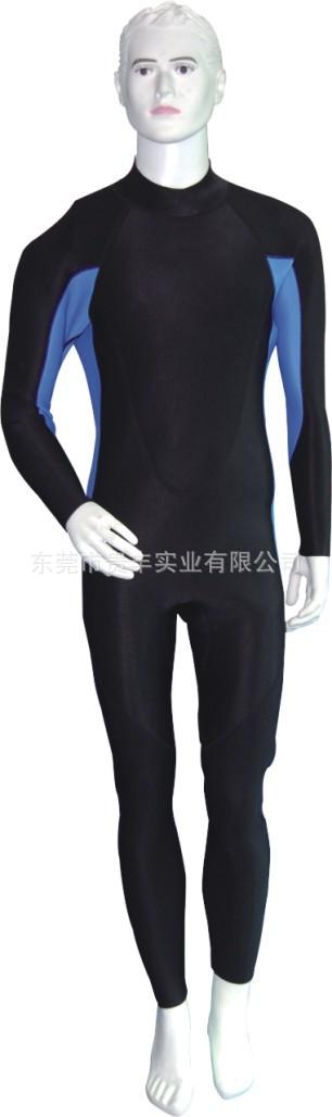 厂家供应潜水料冲浪衣 潜水服 优质环保面料潜水衣 连体潜水衣