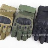 特种兵战术训练全指手套 户外运动骑行健身登山防护手套