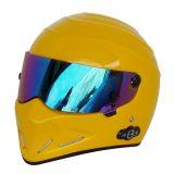 蓝牙头盔立体声卡丁蓝牙3.0头盔续航10小时ATV-4深黄