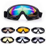 户外骑行眼镜摩托车战术防风镜CS抗冲击护目镜冬季户外滑雪镜