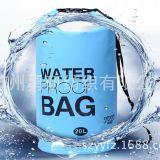 厂家供应190T涤塔夫菱形格提花PVC防水袋漂流包箱包布面料