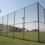 定做 球场围栏 体育场围栏厂家 勾花网球场护栏网 运动场围网