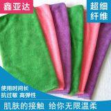 超细纤维毛巾30*30加厚涤锦小方巾 超强吸水洗碗巾不掉毛