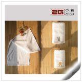 白色全棉毛巾16S螺旋铂金缎 五星级酒店专用 广州酒店用品厂