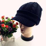 厂家直销 针织帽 定做晴纶针织帽 套头帽外贸 特价批发百搭帽