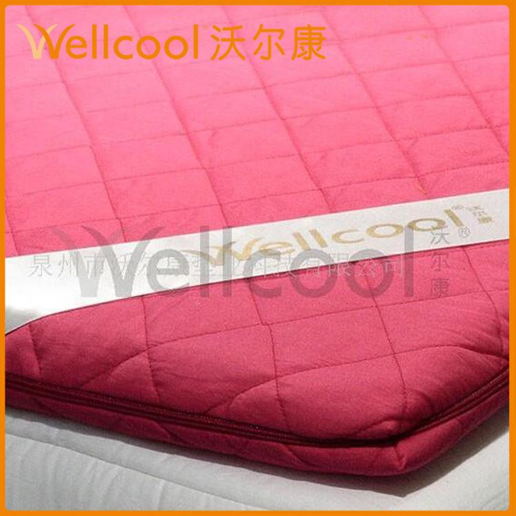透气可洗卫生婴童床垫【泉州沃尔康——中国第一家专业3D工厂】