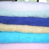 厂价批发供应各色单双毛割绒全棉梭织毛巾布
