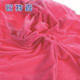 全涤服装面料水晶超柔 专业定制床上用品水晶超柔布料