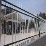 厂家生产销售锌钢护栏 围墙围栏 防爬型围栏 质优价廉