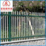厂家直销 热镀建筑锌钢栅栏 高品质焊接锌钢栅栏 锌钢围墙护栏