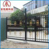厂家定做 高品质铁艺锌钢护栏 工厂厂区锌钢护栏