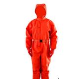 半封闭式消防防化服