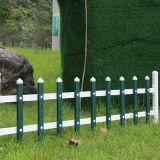 加工订做PVC草坪护栏 厂家直销草地PVC草坪护栏 篱笆栏