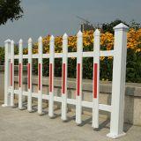 来图订做草坪护栏 尺寸加工塑钢材质护栏 专业草坪护栏厂家