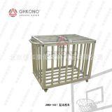 供应 JHKN-1037篮球推车  球类推车 移动式组合球车