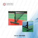 JHKN-4015 全移动式网球柱 网球架 移动轮式网球柱