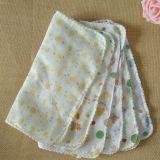 中层密度纯棉双层纱布喂奶巾