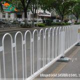 厂家直销京式圆管马路护栏供应M型道路护栏公路交通设施隔离栏