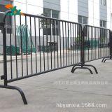 移动铁马厂家供应铁马护栏 道路施工铁马围栏 可移动临时围挡