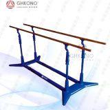 JHKN-6002 铸铁座双杠 体操双杠 移动式双杠比赛双杠