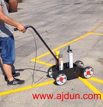 油漆划线车D型 油漆划线器套装