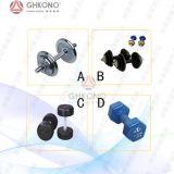 JHKN-6042 哑铃 手铃 健身哑铃 包胶哑铃 体操器材