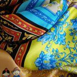 女式高档丝绸印花大方巾
