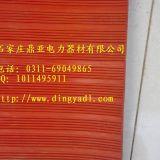 电厂专用优质绝缘胶板【红色防滑绝缘胶垫】阳泉厂家报价