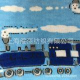 活性染料印花 耐久阻燃儿童针织汗布 内衣面料 晴氯纶棉混纺